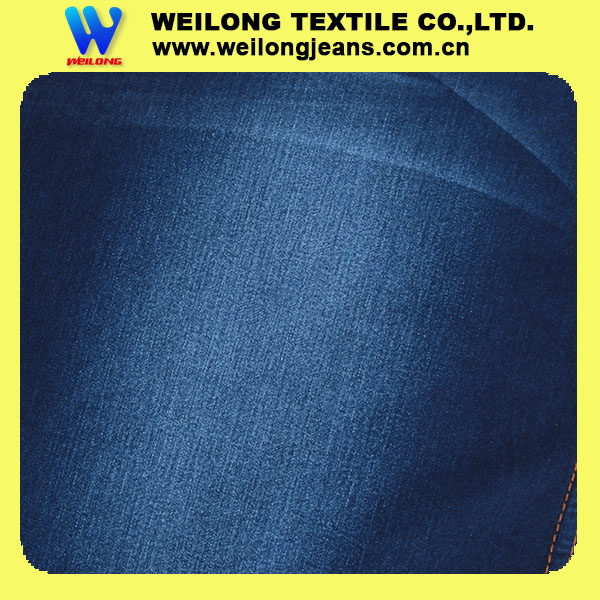 B2952D china factory wholesale denim fabric for jeans