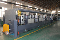 High precision V shaped stainless steel rolling machine manufacture