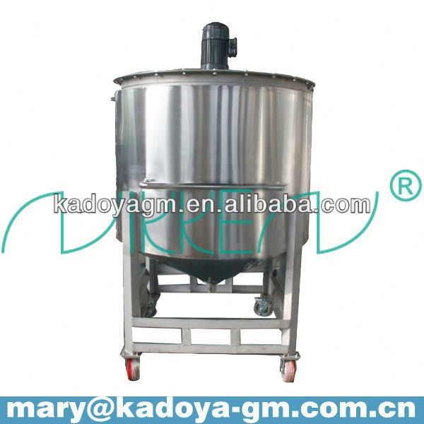 jacketed vats