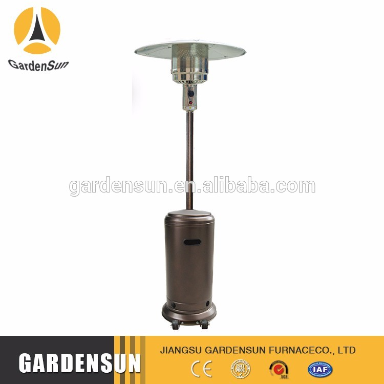 Application Outdoor Meeting Stainless Steel Tabletop Patio Heater With AGA