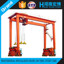 Load and unload travelling beam 40' container gantry crane for sale