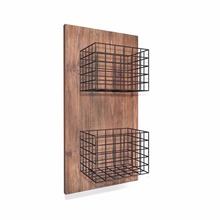 New fashion design high quality decorative home wall shelf