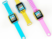 Free sample! Kids gps watch phone 3g wifi sos call kids tracker smart watch
