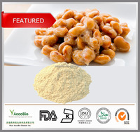 Top quality Nattokinase powder, Natto kinase