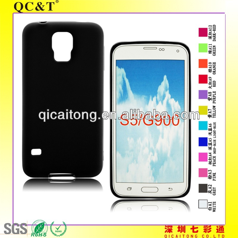 cellphone tpu pudding case for Sumsung Galaxy S5 G900 I9600