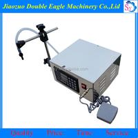 SY-GFK-160 Electric Digital Control Pump Drink Water Liquid Filling Machine