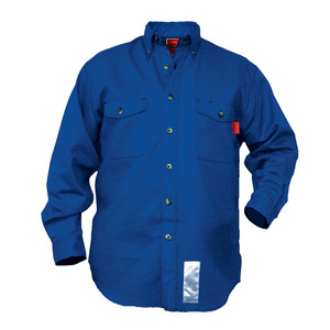 Mens Oil Worker Shirts FR Work Shirts Flame Resistant Shirts