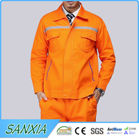 work suit/100%/OEM Antistatic ESD Clean room polyester cotton garment/professional workwear