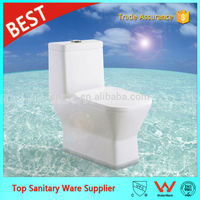 ovs best design foshan bathroom square one piece toilet
