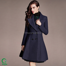 Plus Size Beautiful Long Brand Name Winter Coats For Women