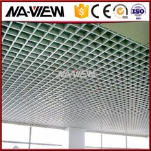 3D Aluminum Roof Shop Open Ceiling System Design