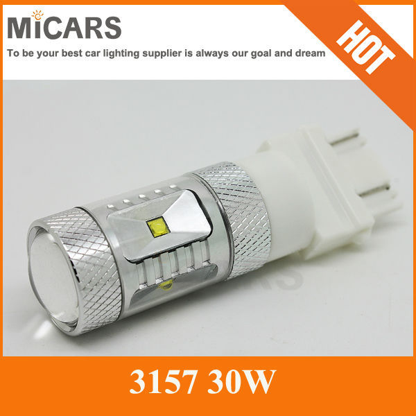 CE&RoHS certification 30w most powerful led lighting used for cars