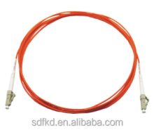 LC/UPC simplex duplex multimode optical fiber patch cord