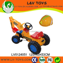 LV0124051 Loading up ride on car toy children vehicle