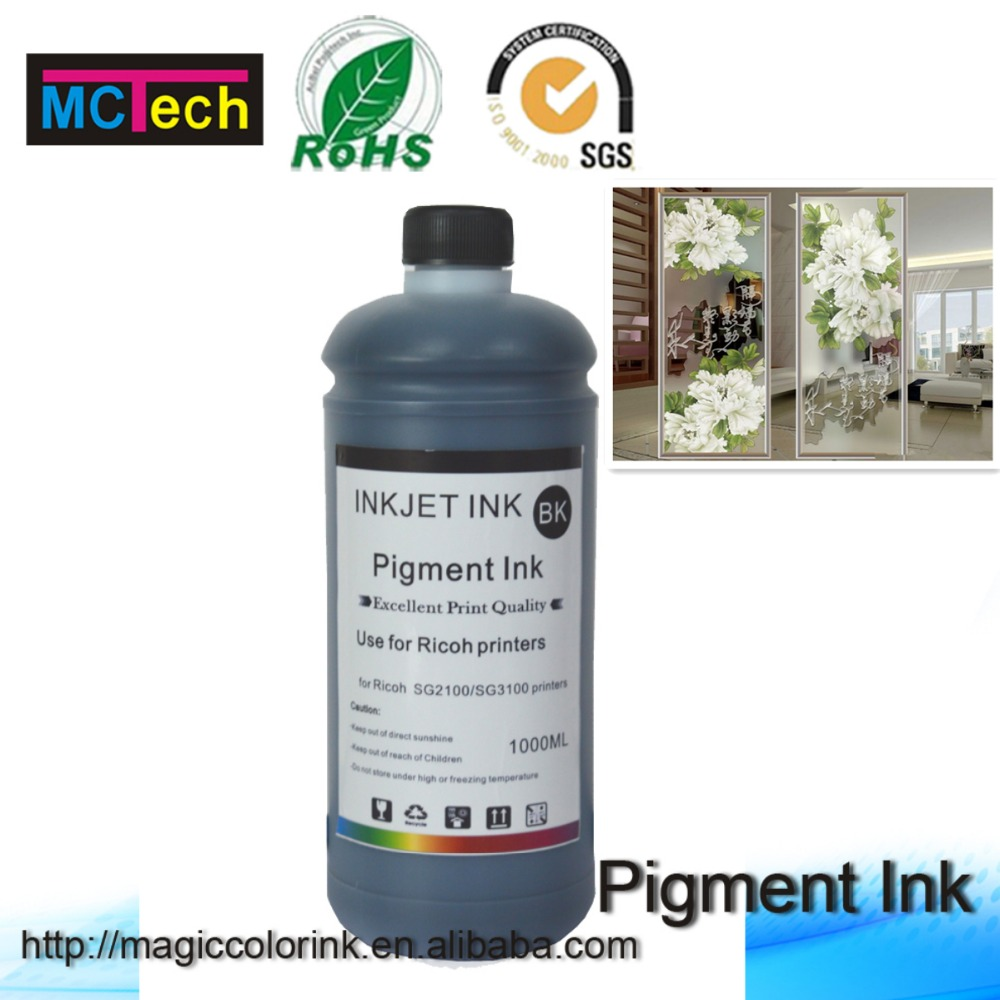 New design bottle refill dye and pigment ink for Brother printer