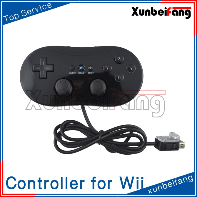 For Nintendo Wii Classic Controller