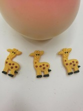 Manufactory Production Animal Customed 3d Rubber Fridge Magnet