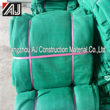 Durable high quality scaffolding safety net