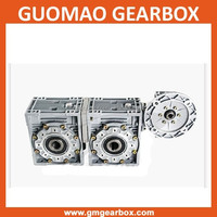 90 Degree Mini Rv Type Worm Wheel Gearbox For Conveyor