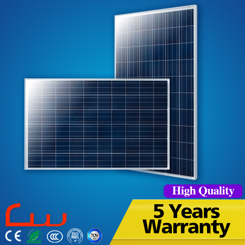Economical high effiency IP65 24v price solar panel 300w