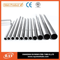 astm a333 gr6 st33.2 seamless steel pipe fitting annealed NBK