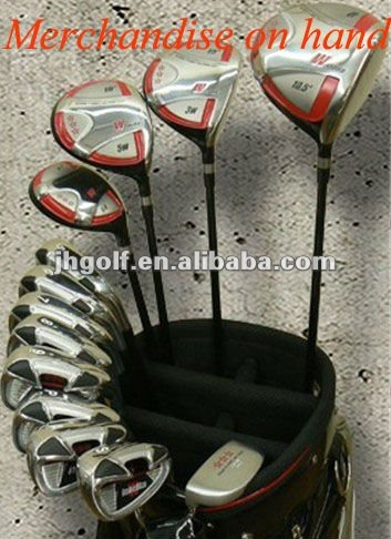 complete hybrid golf club set sale