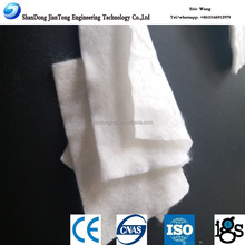 Geotextile fabric price Road building non-woven polyester geotextiles fabric