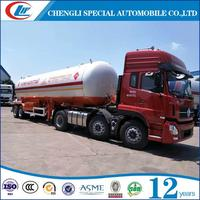 Brand New 20T LPG Semi Trailer