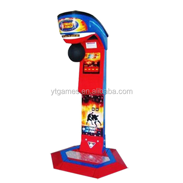 Ultimate Big Punch boxing game machine big punch sport games