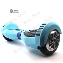 Cheap Hoverboard Scooter Protective Silicone Case, 2 wheel hoverboard silicone case, 8 inch electric scooter silicone cover