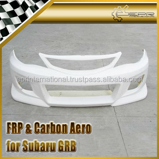 For Subaru GRB Impreza GH8 5-Door 08-UP Full Bumper Body Kit