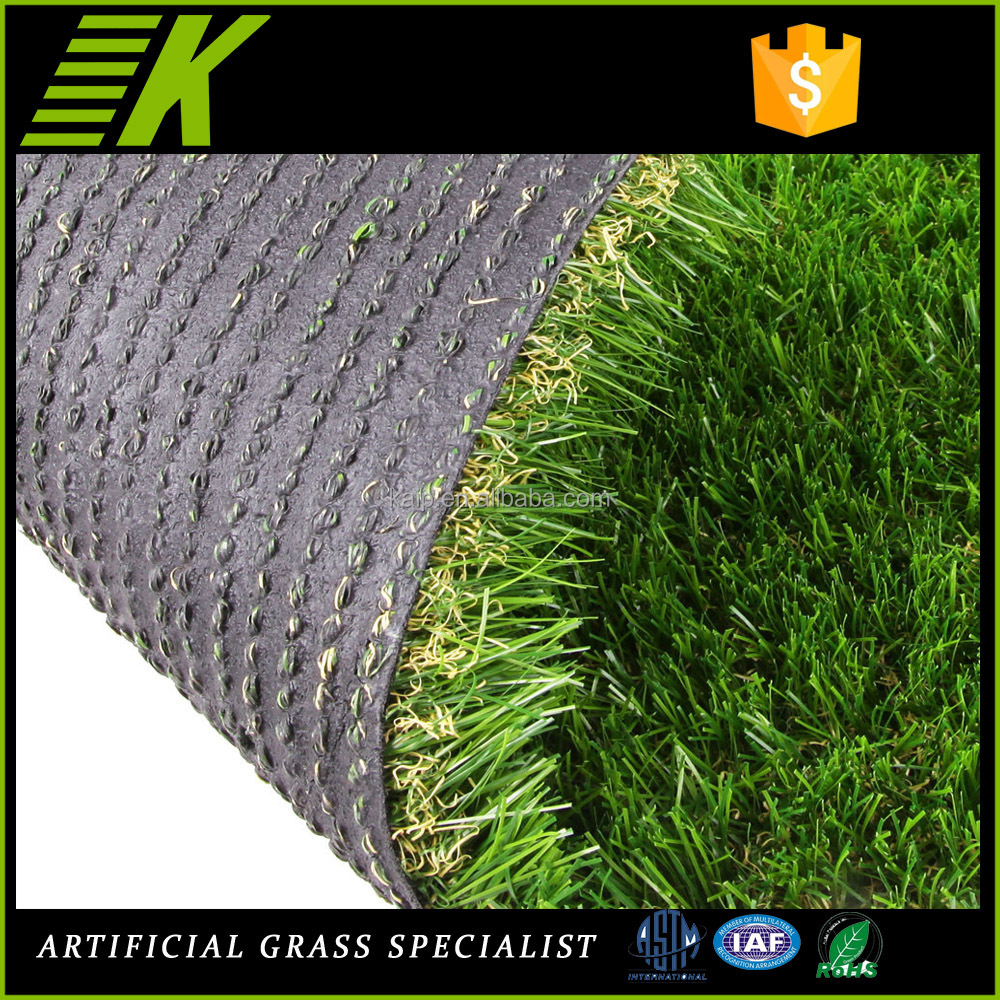 Children and pets safe synthetic turf artificial grass for decoration