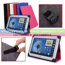 "Leather stand case for Acer Iconia A700 10.1"" Tablet"