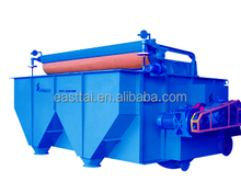 High rpm 3-phase disc bowl latex disk separator for thickening