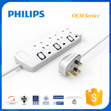Online shop china 3-way plug /socket 13 amp plug uk 3 pin plug