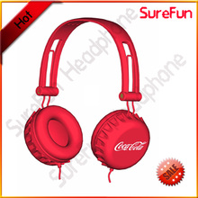 promotional sport headphones for music event