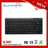 Small wired mini 88 keys Korean keyboard with USB interface