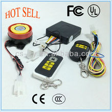 High Quality One Way Motorcycle Alarm Spy
