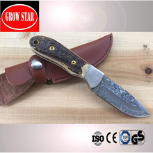 christmas present survival knife leather knife sheaths