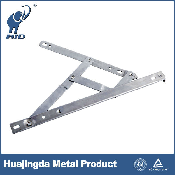 Plastic casement Friction hinge