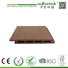 ISO 9001 Standard Wood Plastic Composite Wall Cladding for Garden