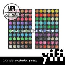 Cosmetics distributor! 120-2 eyeshadow palette eyeshdow