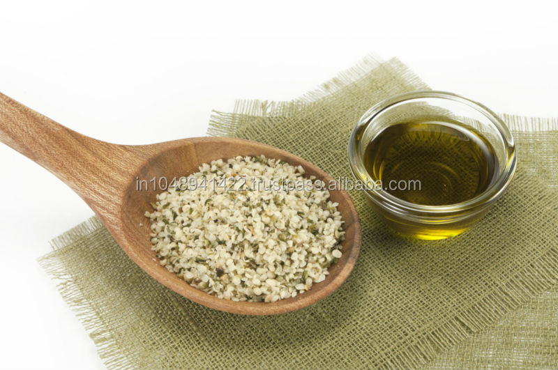 India's No.1 Essential Oil Supplier / Manufacturer /Exporter of Hemp Seed Oil