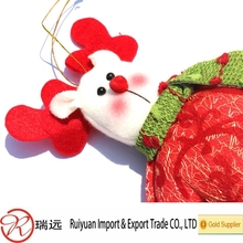 Super fashion trendy newest deer Christmas tree decorations