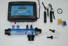 Whole set Saltwater Chlorinator For Swimming Pool with 12 months warranty