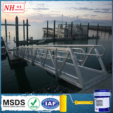 Impact resistant coating epoxy anticorrosive paint