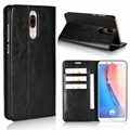 Luxury Business Real Leather Wallet Phone Case Cover For Huawei Honor 9i Nova 2i Mate 10 Lite G10
