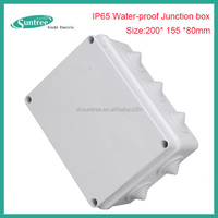 Light Fireproof ABS Plastic Waterproof Storage Box