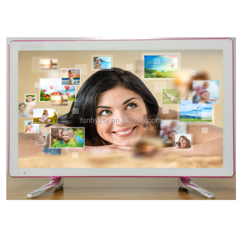 Hot sale flat screen tv 24 inch led tv with Hi-Fi speaker