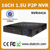 h 264 network dvr software supported Dahua cctv nvr DH-NVR4416